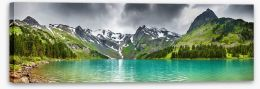 Lakes Stretched Canvas 25806541