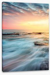Oceans / Coast Stretched Canvas 258870413