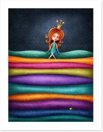 Magical Kingdoms Art Print 260256646
