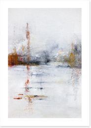 Winter Art Print 260540380