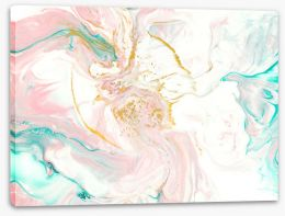 Abstract Stretched Canvas 262517581