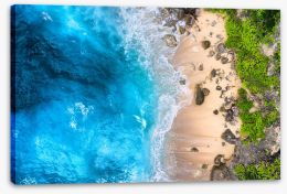Oceans / Coast Stretched Canvas 263267863