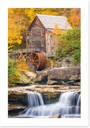 North America Art Print 264778093