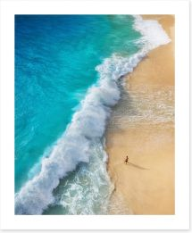 Beaches Art Print 265218602