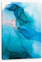 Abstract Stretched Canvas 267347015