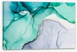 Abstract Stretched Canvas 267354459