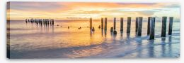 Jetty Stretched Canvas 270533196