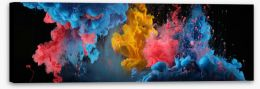 Abstract Stretched Canvas 272138999