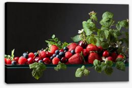 Food Stretched Canvas 272154732