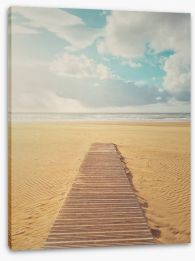 Beaches Stretched Canvas 272836218