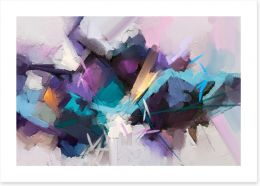 Abstract Art Print 274681258