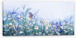 Chamomile flutter Stretched Canvas 274727777