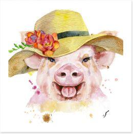 Animals Art Print 276359683