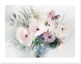 Watercolour Art Print 277386273