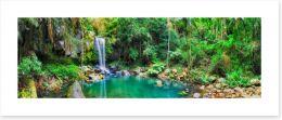 Waterfalls Art Print 278040299