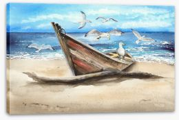 Beaches Stretched Canvas 284992898
