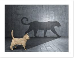 Animals Art Print 287461595