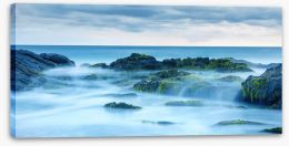 Oceans Stretched Canvas 288213525