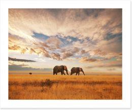 Africa Art Print 28905607