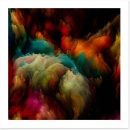 Abstract Art Print 291209925