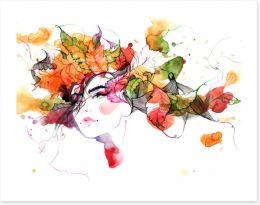 Autumn Art Print 292211258
