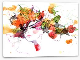 Autumn Stretched Canvas 292211258