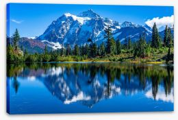 Lakes Stretched Canvas 292804868