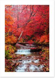 Autumn Art Print 293242967