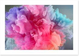 Abstract Art Print 295475860