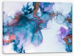 Abstract Stretched Canvas 296635000