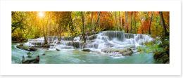 Waterfalls Art Print 296784808