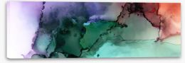 Abstract Stretched Canvas 297883709