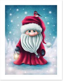 Christmas Art Print 303392431