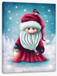 Christmas Stretched Canvas 303392431