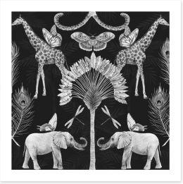 Animals Art Print 304945189