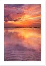 Sunsets Art Print 305952339
