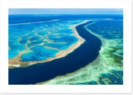 Oceans Art Print 311640472