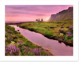 Rivers Art Print 312866895