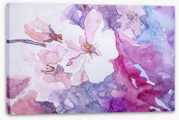 Watercolour Stretched Canvas 320825335