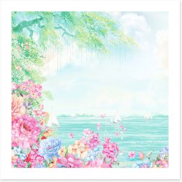 Spring Art Print 329857480