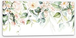 Watercolour Stretched Canvas 333811857