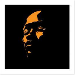African Art Art Print 339354341