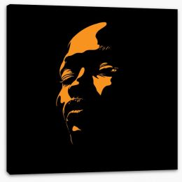 African Art Stretched Canvas 339354341