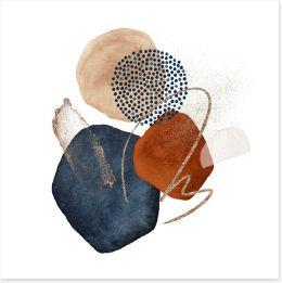 Abstract Art Print 348567539