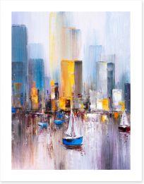 New York Art Print 358113986