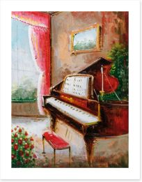 Impressionist Art Print 366536631