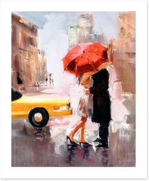 Impressionist Art Print 366536992
