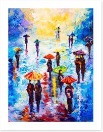 Impressionist Art Print 368042501