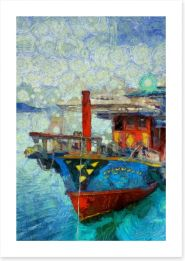Impressionist Art Print 380786582