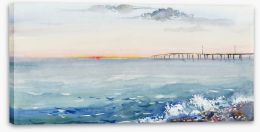 Watercolour Stretched Canvas 39047533